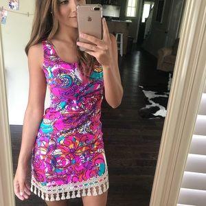 EUC Lilly Pulitzer Eaton Shift Dress